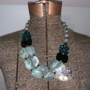 Lot of 3 Statement Necklaces - Various Brands